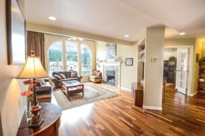 building your home with inviting lighting