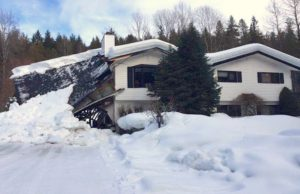 avoid snow collapse with permapanel